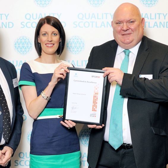 WLHP wins top European business award