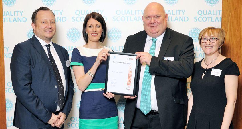 WLHP wins top European business award