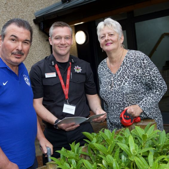 We're helping tenants stay safe