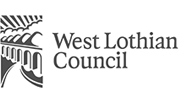 West Lothian Council logo grey