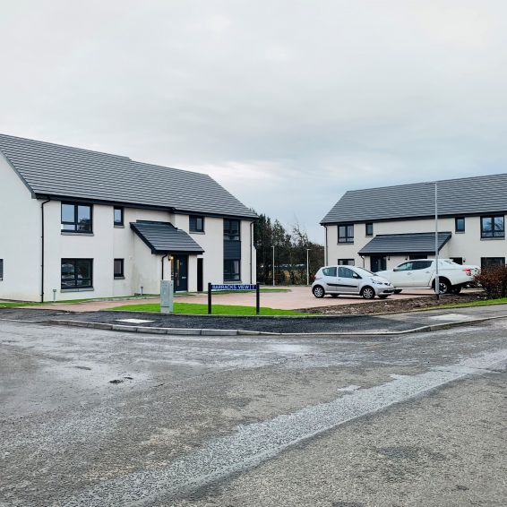 WLHP Dixon Terrace homes have been nominated in prestigious awards